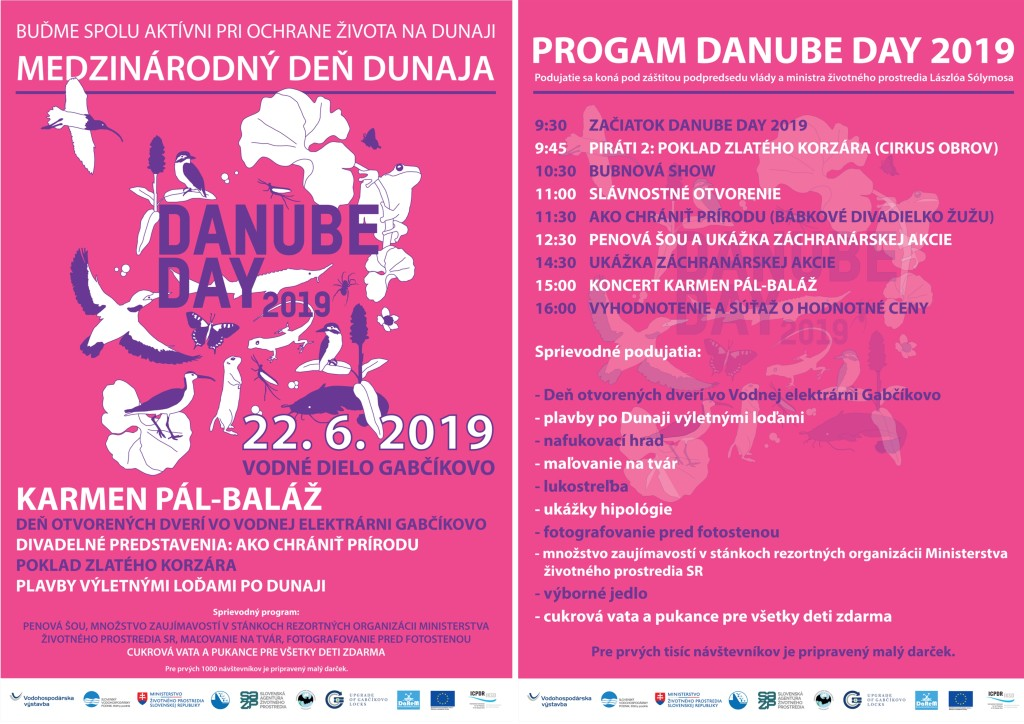 Danube Day 2019_plagáty_Strana_1